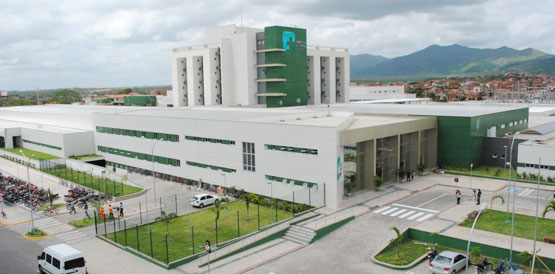 Resultado de imagem para Hospital Regional Norte